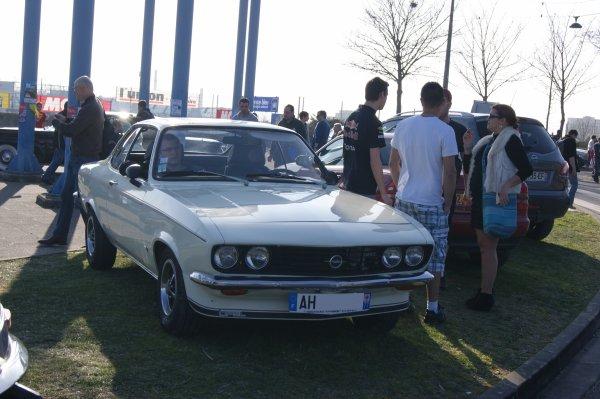 Opel Manta A SR 1970