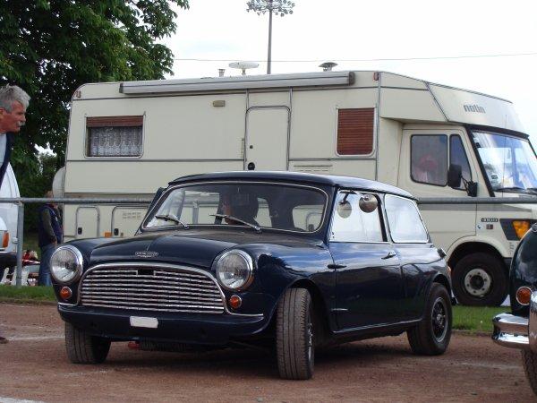 Austin Mini Cooper S MK I Minisprint 1965
