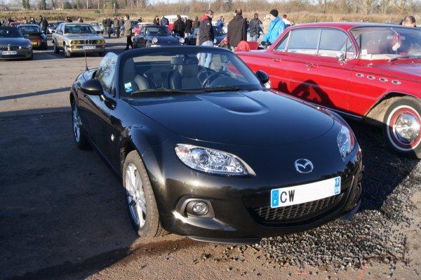 Mazda MX5 2012