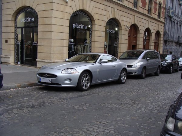 Jaguar XK X150 2005