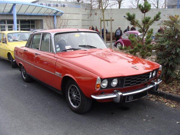 Rover P6 2000 TC 1970