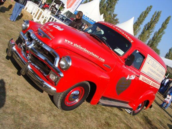 Chevrolet Panel 1954
