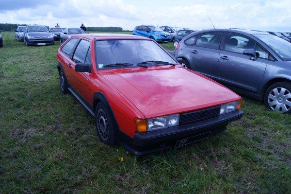 Volkswagen Scirocco GTX 1985