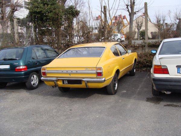 Ford Taunus TC1 1970