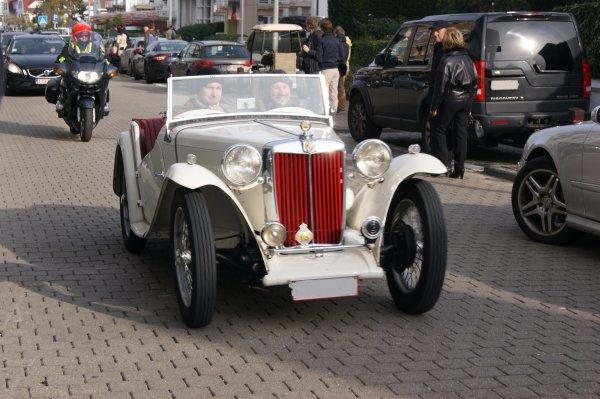MG TC 1945