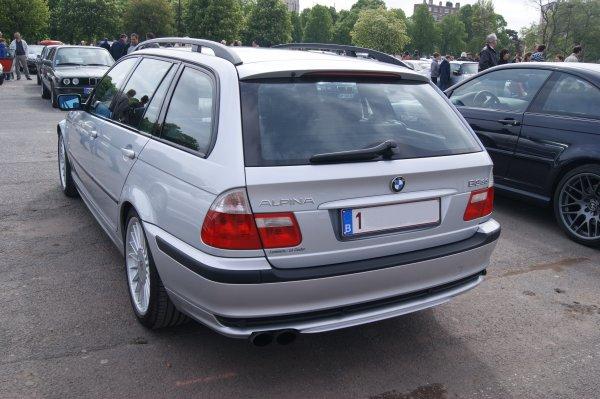 Alpina B3 E46 1999