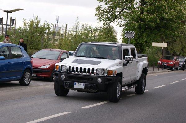 Hummer H3 T 2008
