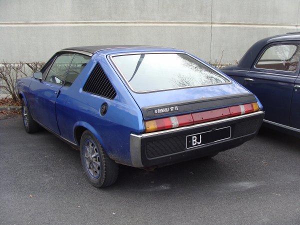 Renault 17 TS 1976