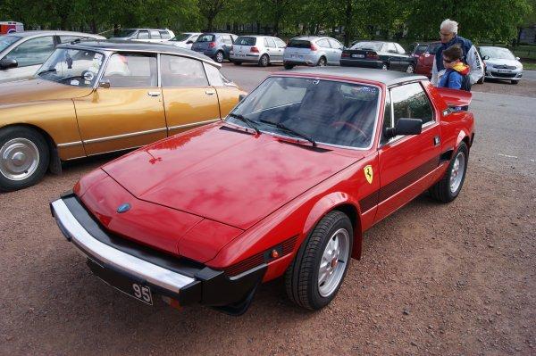 Bertone X1/9 1982