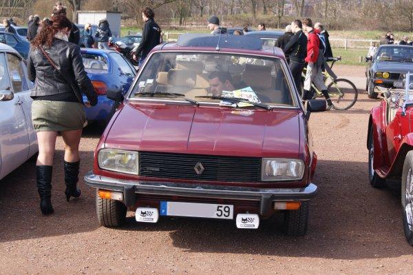Renault 20 1980