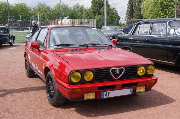 Alfa Romeo Sprint 1983