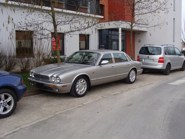 Daimler V8 1997