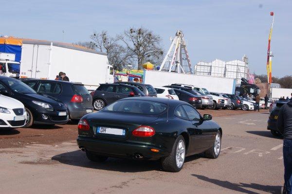 Jaguar XK8 X100 1996