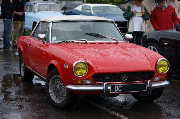 Fiat 124 Spider 1974
