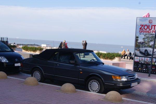 Saab 900 Cabriolet 1988