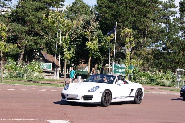 Porsche Boxster 987 Spyder 2011