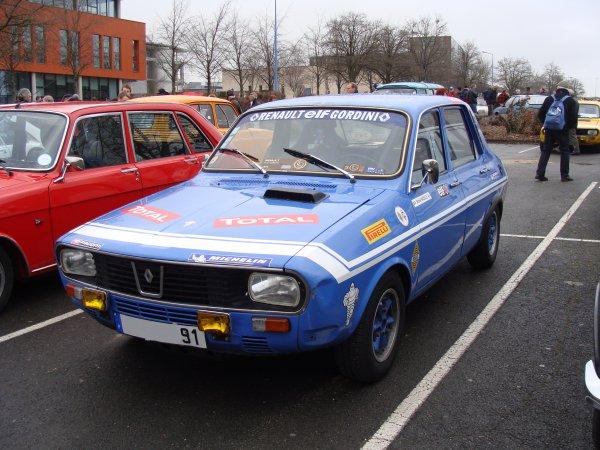 Renault 12 Gordini 1973