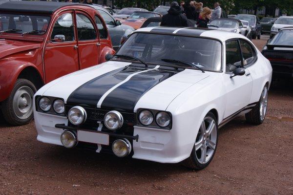 Ford Capri 1976