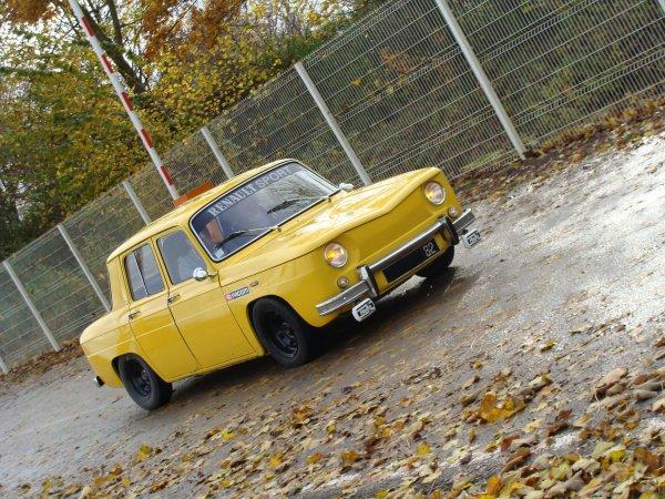 Renault 8 1965