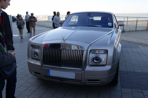 Rolls Royce Drophead Coupe 2009