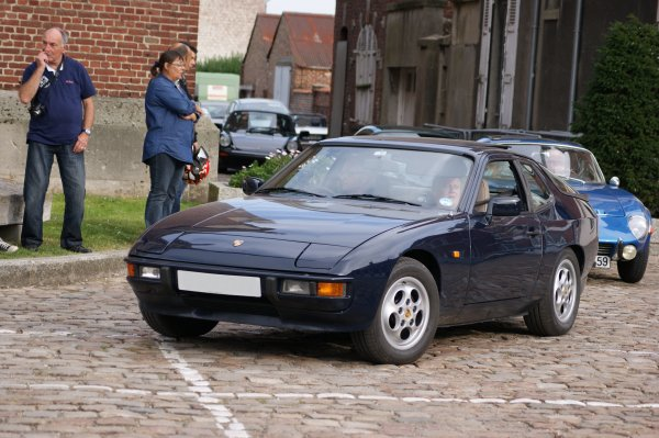 Porsche 924 S 1986