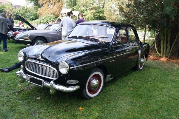 Renault Frégate Transfluide 1958
