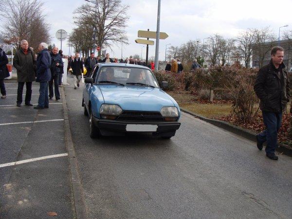 Citroën GSA Pallas 1983