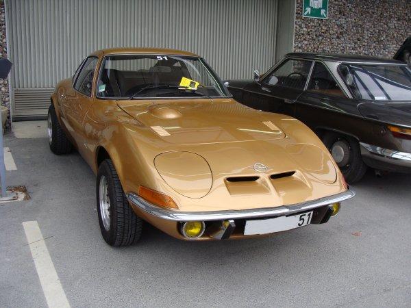 Opel GT 1900 1968