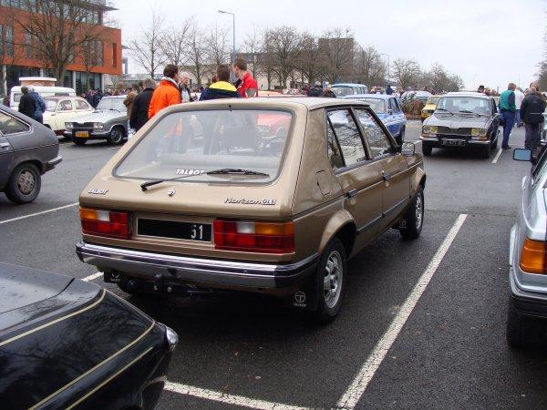 Talbot Horizon GLS 1980
