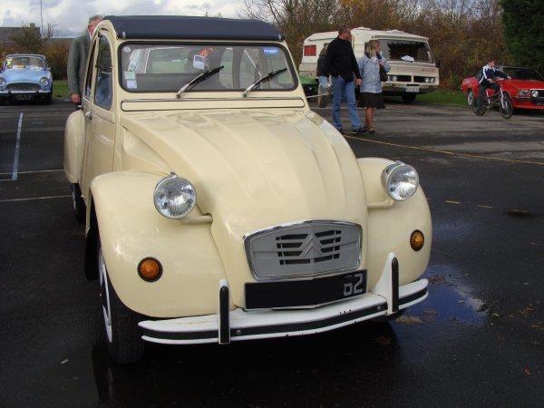 Citroën 2 CV 6 Special 1985