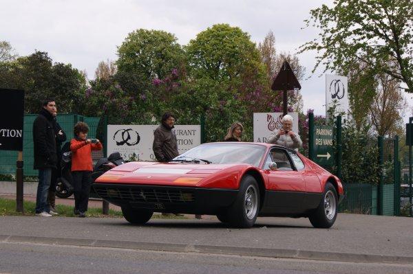 Ferrari 365 GT4 BB 1973