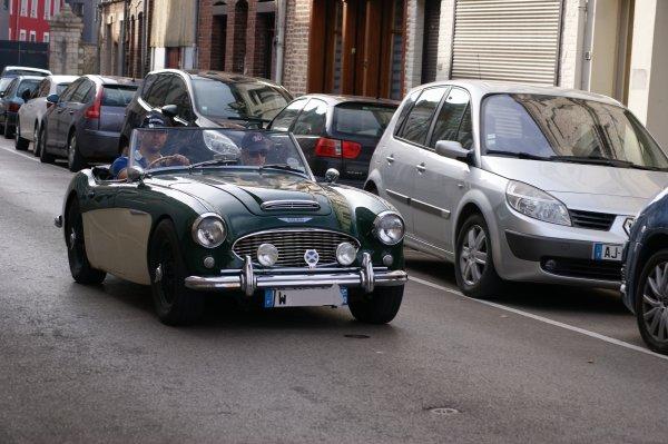 Austin-Healey 3000 MK I 1959