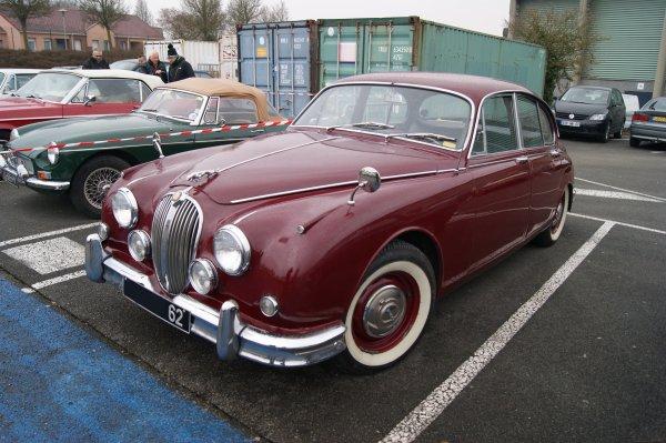 Jaguar MK II 1959