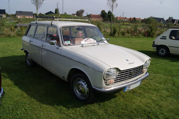 Peugeot 204 break 1969