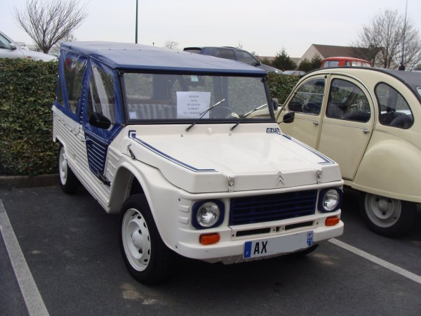 Citroën Méhari Azur 1984