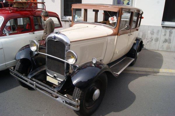 Citroën C4 G 1931