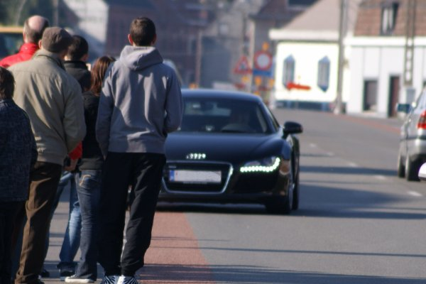 Audi R8 2006