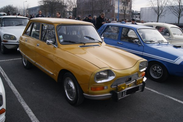 Citroën Ami 8 Club 1969