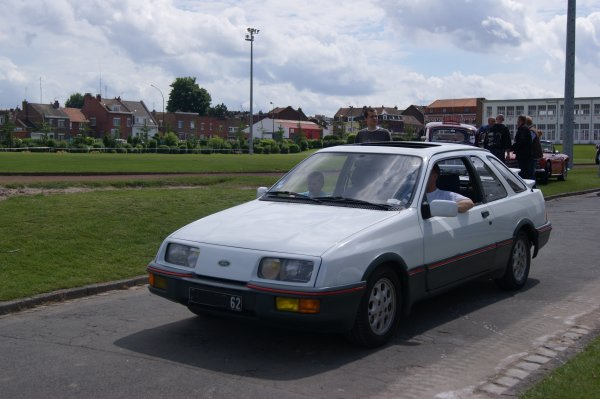 Ford Sierra XR4 1983