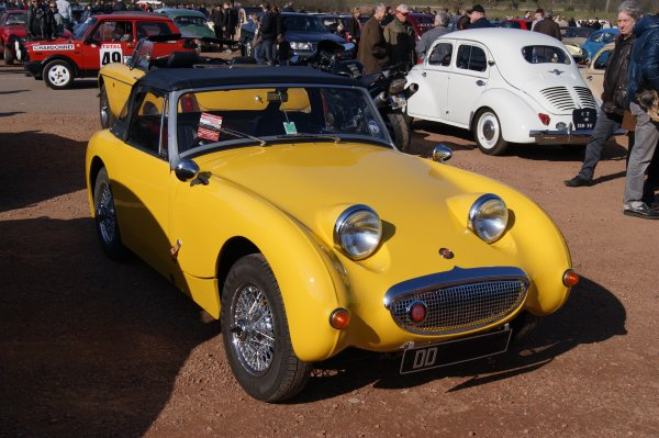 Austin-Healey Sprite MK IV 1966