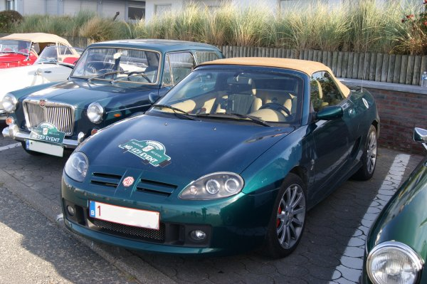 MG TF 80Th 2004