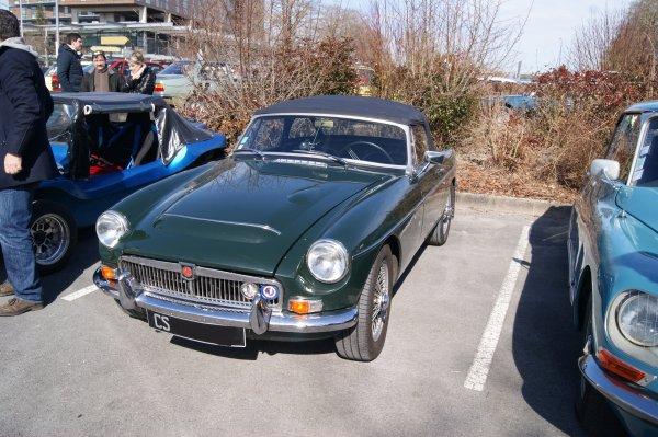 MG C 1967