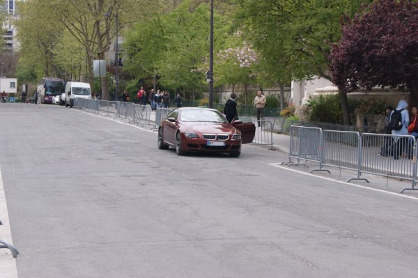 BMW M6 E63 2006