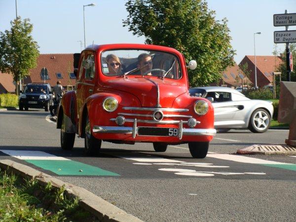 Renault 4 CV Découvrable 1953