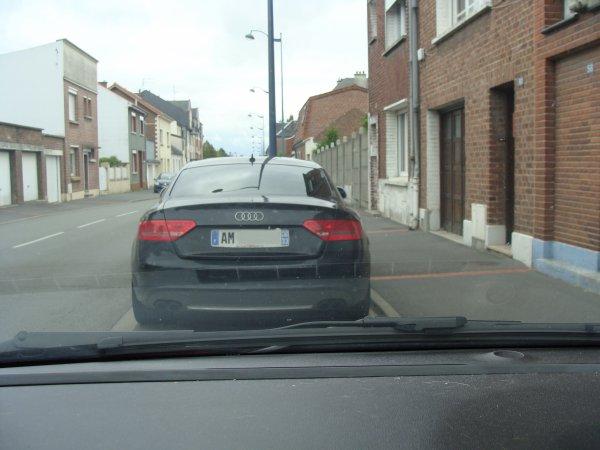 Audi S5 B8 2007