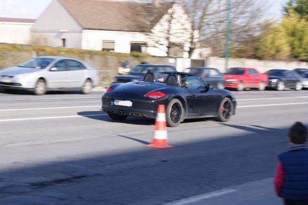 Porsche Boxster 987 S Black Edition 2011