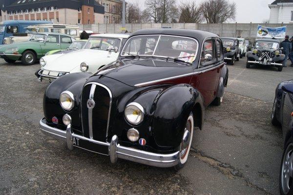 Hotchkiss 13-50 Anjou 1950