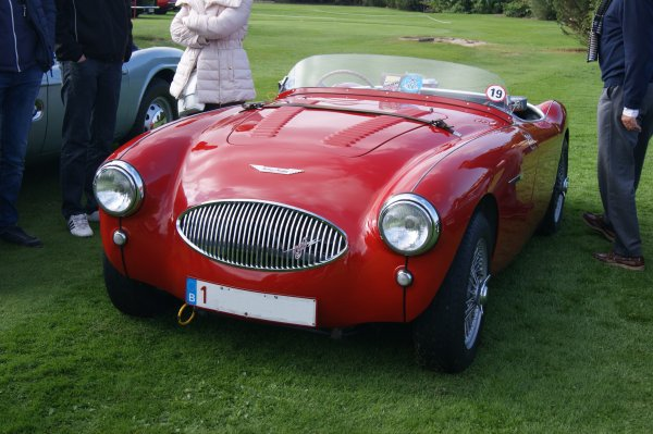 Austin-Healey 100 S AHS 1955