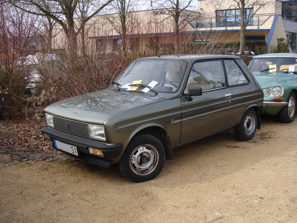 Peugeot 104 Style Z 1982