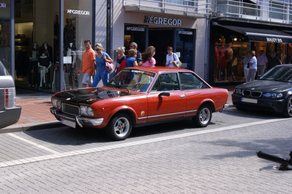 Fiat 124 Coupé 1973